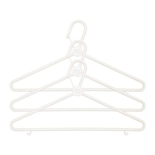Drabbla clothes hanger ikea for Ikea kids coat hangers