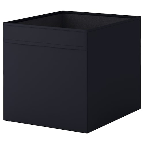 DRÖNA box black 33 cm 38 cm 33 cm 1 pieces