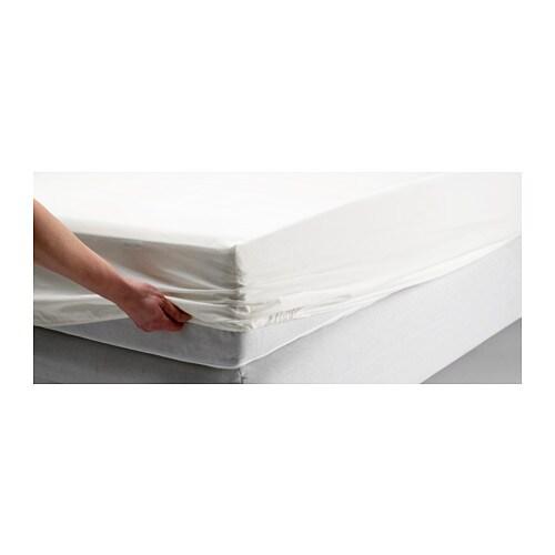 dvala fitted sheet 120x200 cm ikea. Black Bedroom Furniture Sets. Home Design Ideas
