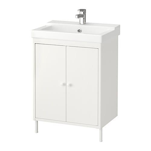 Dynan T 196 Lleviken Washbasin Cabinet With 2 Doors Ikea