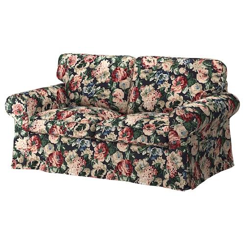 EKTORP two-seat sofa Lingbo multicolour 179 cm 88 cm 88 cm 49 cm 45 cm
