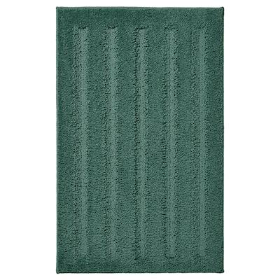 EMTEN Bath mat, blue/green, 40x60 cm