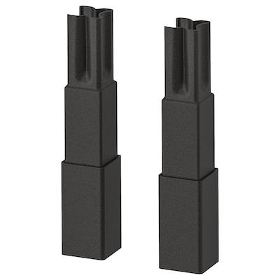 ENHET Legs f frame, anthracite, 7.0 cm