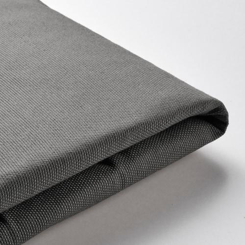 ESPEVÄR cover dark grey 200 cm 180 cm 20 cm 200 cm 180 cm
