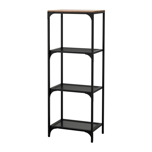 Metallregal ikea  FJÄLLBO Shelving unit - IKEA