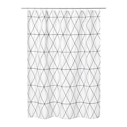Foljaren Shower Curtain Ikea