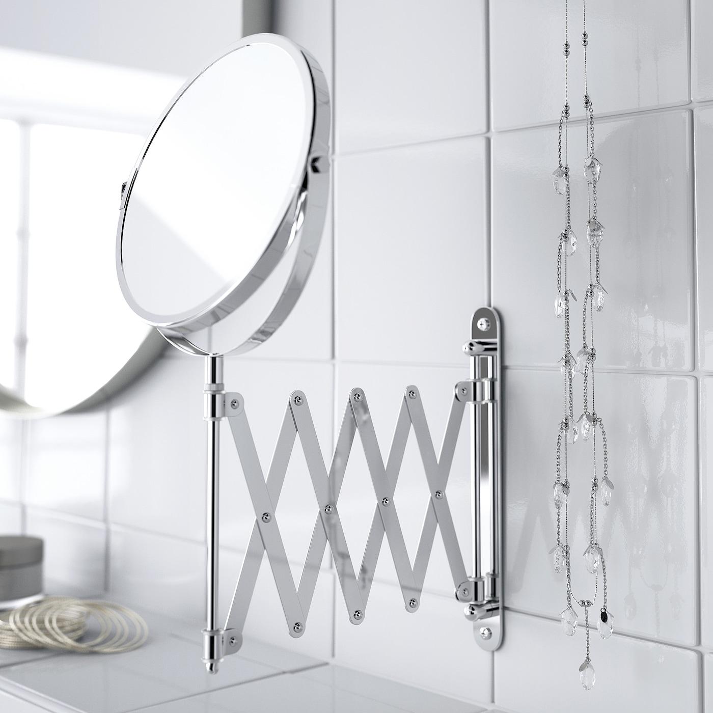 FRÄCK Mirror - stainless steel