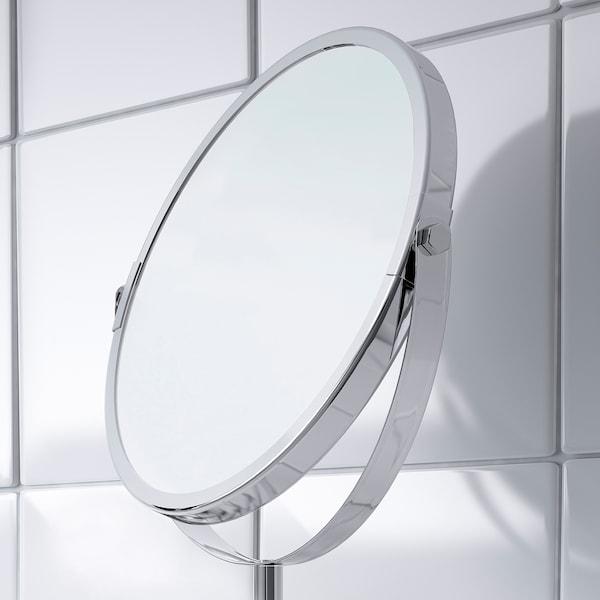 FRÄCK Mirror, stainless steel