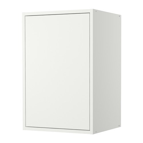 FYNDIG Wall cabinet with door IKEA You can customise your storage with the adjustable shelf.