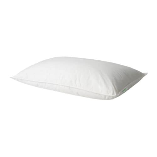 GOSA RAPS Pillow, back sleeper IKEA
