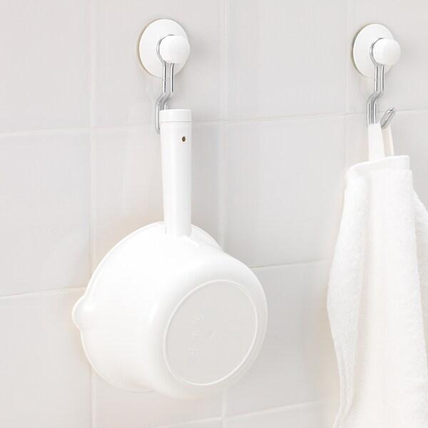 GRUMLAN Water scoop, white