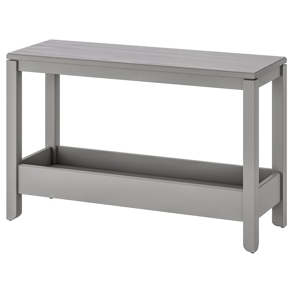 Havsta Console Table Grey Ikea