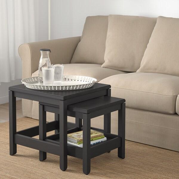IKEA HAVSTA Nest of tables, set of 2