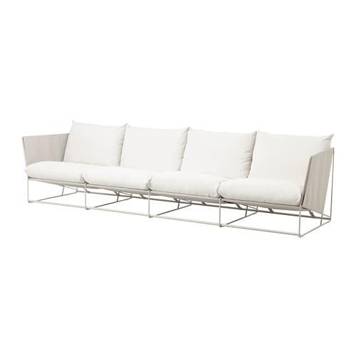 Havsten 4 Seat Sofa In Outdoor Ikea