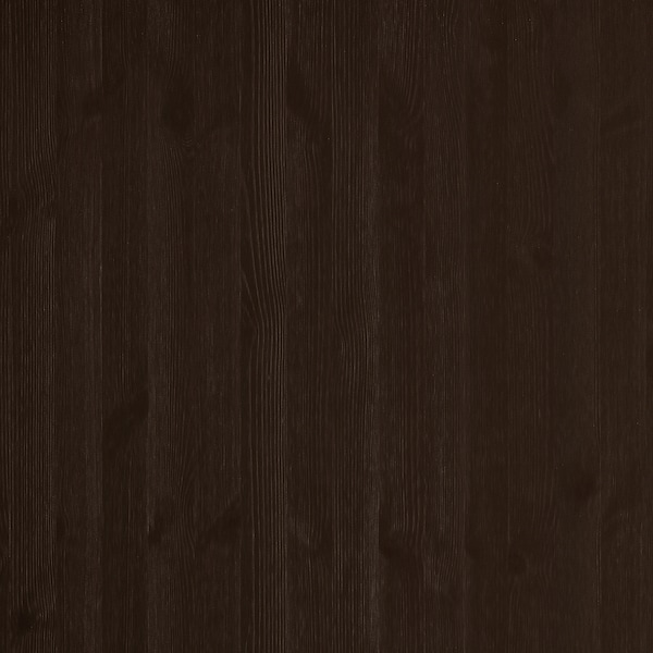 HEMNES open wardrobe black-brown 99 cm 37 cm 130 cm