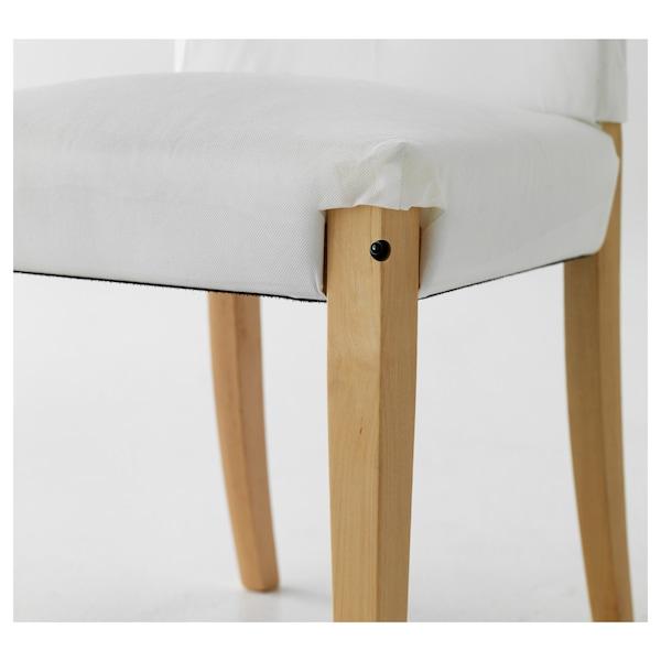 HENRIKSDAL Chair Frame Birch IKEA