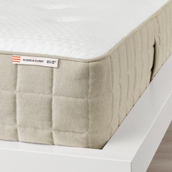 HIDRASUND pocket sprung mattress firm/natural 200 cm 180 cm 33 cm
