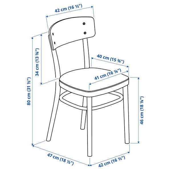 IDOLF Chair, black