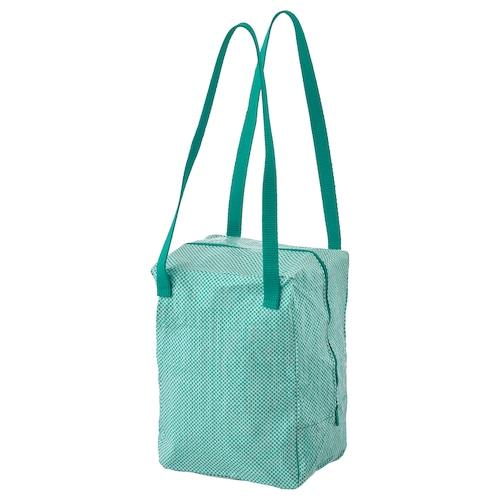 IKEA 365+ lunch bag green 22 cm 17 cm 30 cm