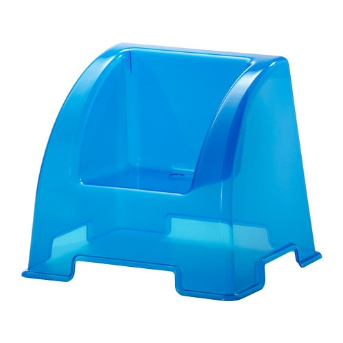 IKEA PS 2012 Children's armchair IKEA Suitable for younger children as well, because the armchair is very stable and has a low seat.