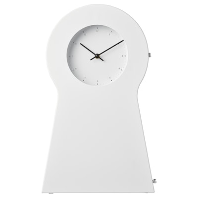 IKEA PS 1995 Clock, white