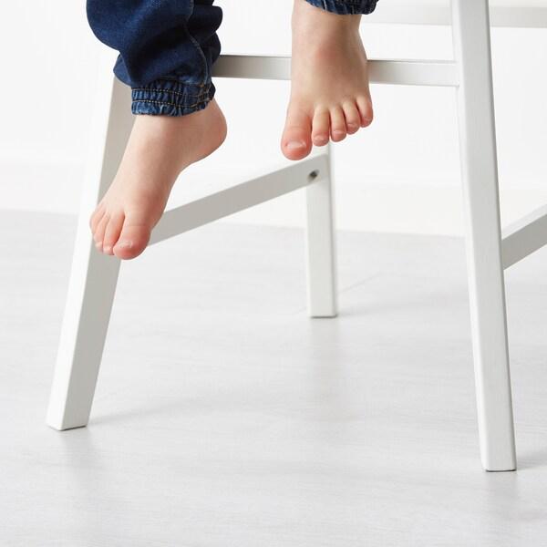 INGOLF Junior chair, white