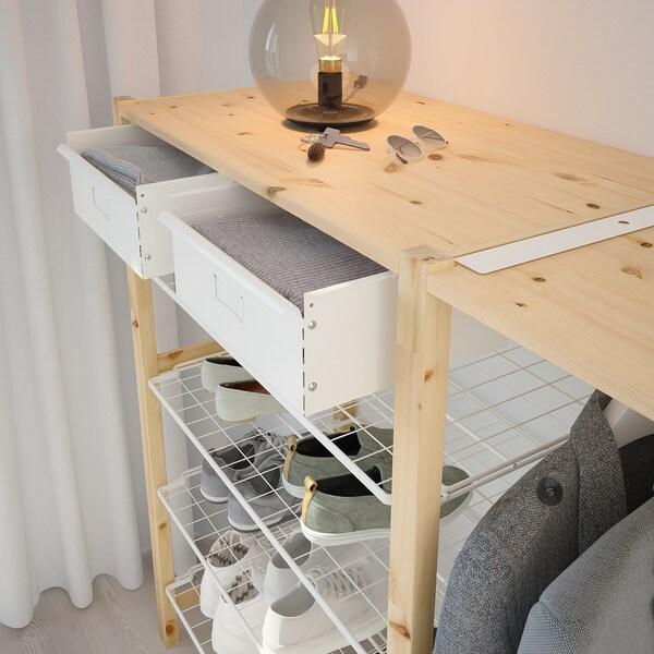 IVAR Wire shelf, 83x50 cm