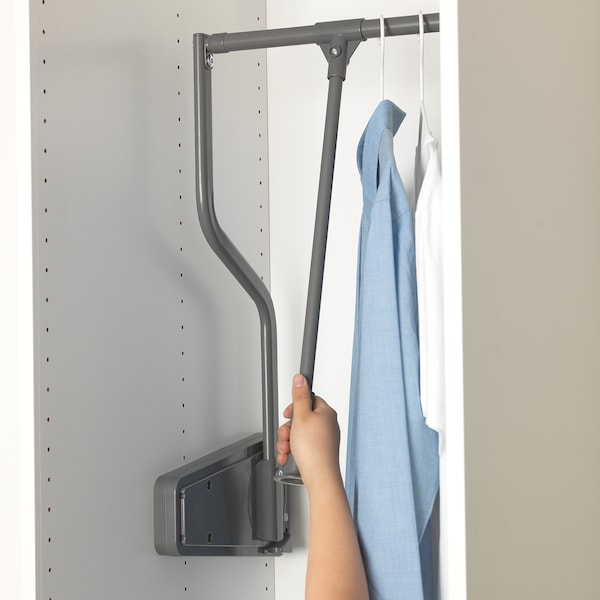Komplement Pull Down Clothes Rail