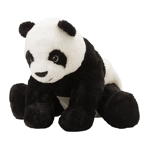 KRAMIG Soft toy IKEA All soft toys are good at hugging, comforting and listening and are fond of play and mischief.