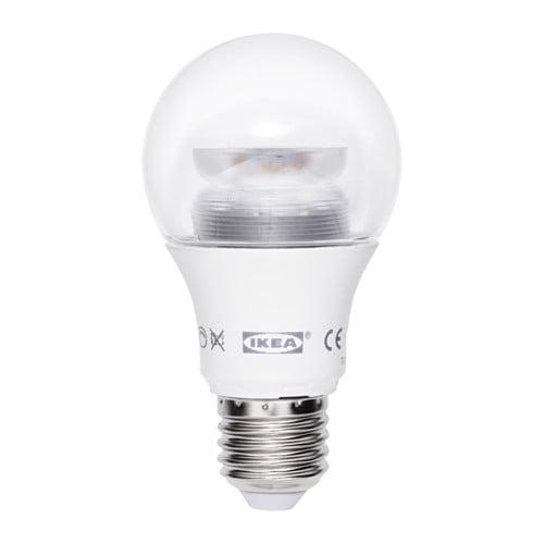 LEDARE LED bulb E27 600 lumen - IKEA