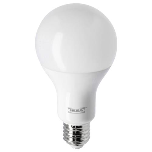 LEDARE LED bulb E27 1055 lumen warm dimming/globe opal white 2700 K 1055 lm 77 mm 11.5 W 1 pieces