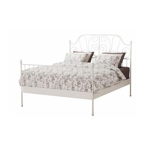 LEIRVIK Bed frame - 150x200 cm, -  - IKEA