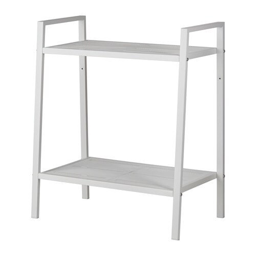 Lerberg Shelf Unit White Ikea