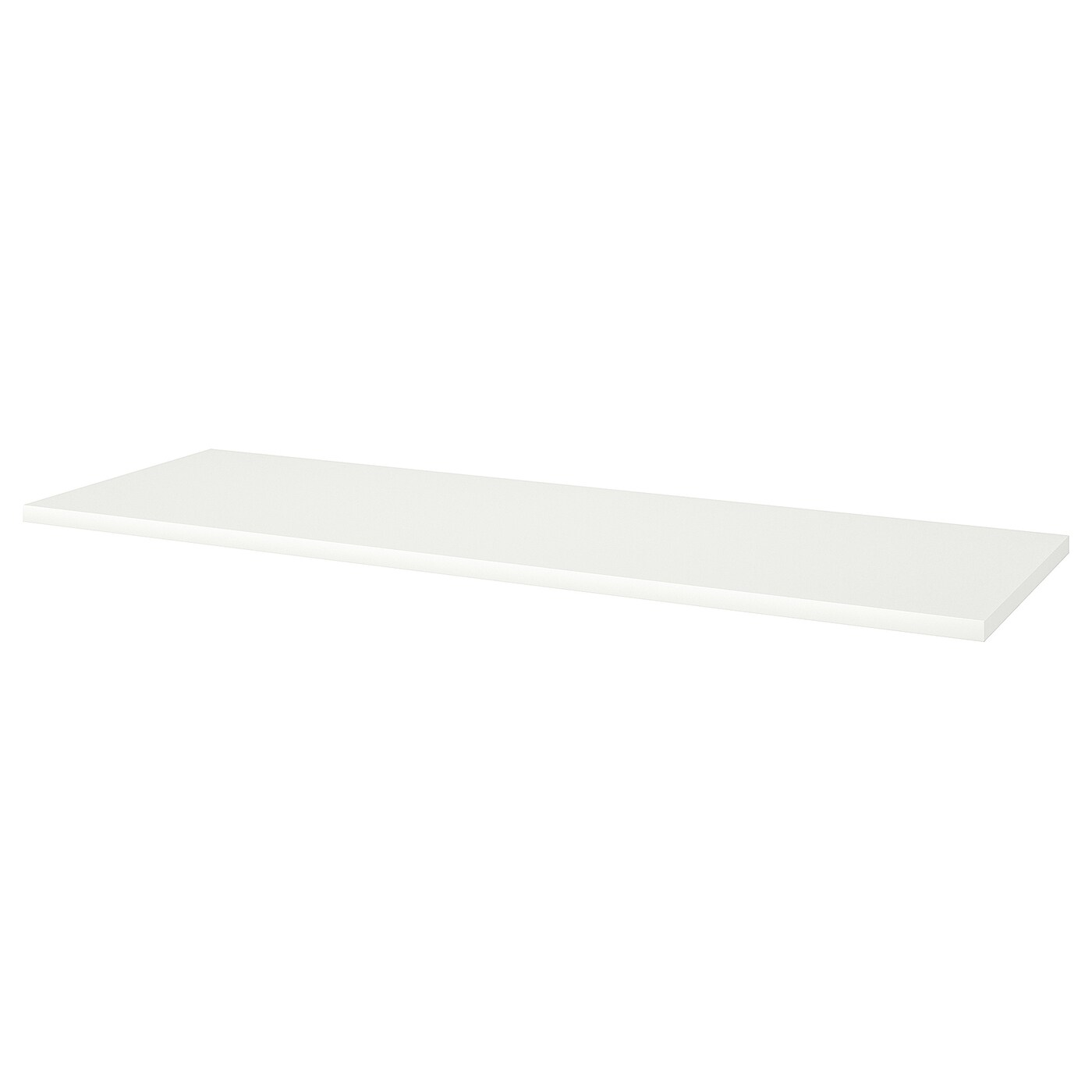 Linnmon Table Top White 200x60 Cm Ikea