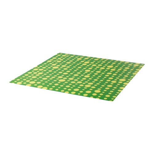 LJUDA Place mat IKEA Protects the table top surface and reduces noise from plates and cutlery.