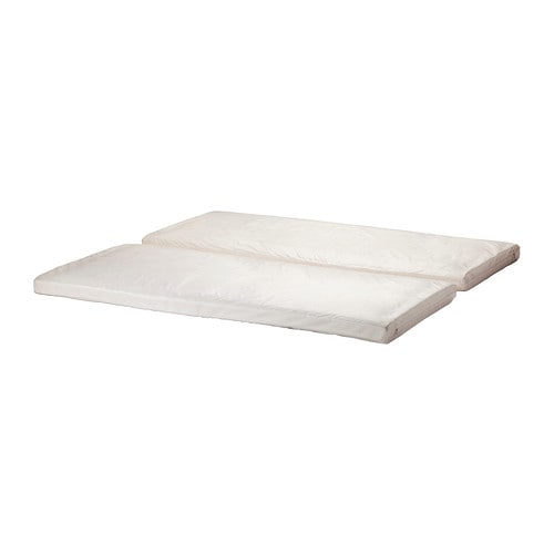 MATTARP Mattress for 3-seat sofa-bed IKEA MATTARP is a medium soft mattress which gives you pliable support and can be used every night.