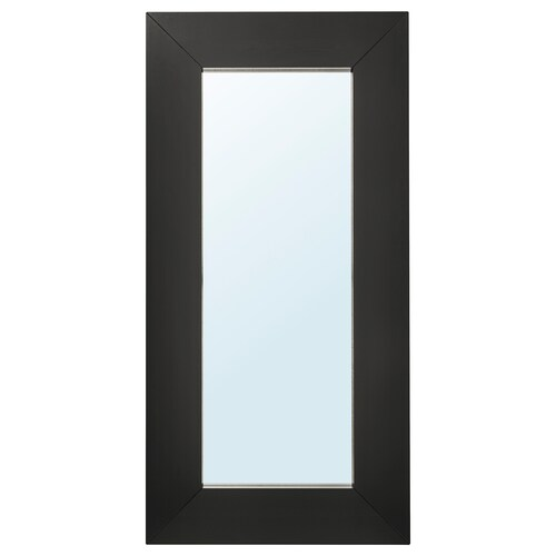 MONGSTAD mirror black-brown 94 cm 190 cm