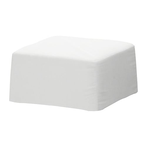 NILS Stool cover IKEA Machine washable cover; easy to keep clean.