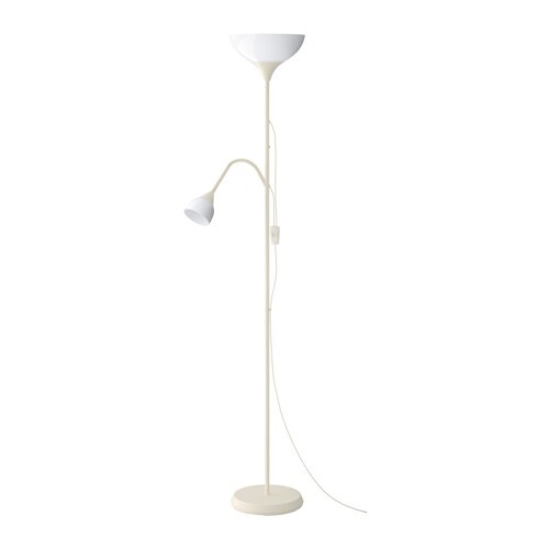 Not Floor Uplighter Reading Lamp Ikea