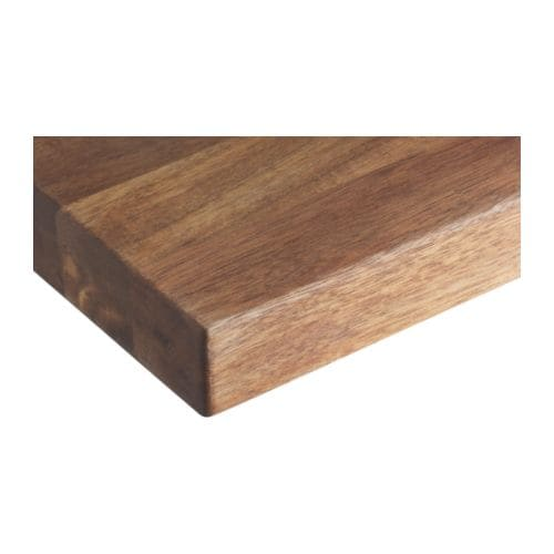 NUMERÄR Worktop IKEA Worktop in solid wood; a hardwearing natural material that brings a warm, natural feeling to your kitchen.