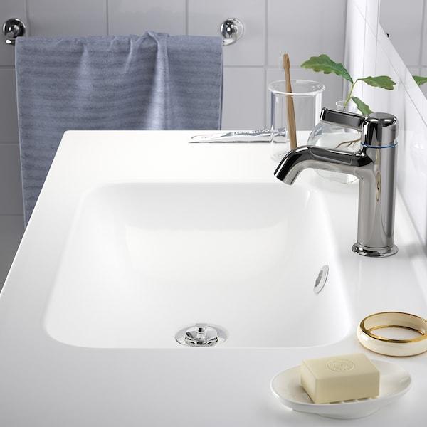 ODENSVIK Single wash-basin, 103x49x6 cm
