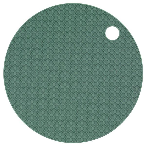OMTÄNKSAM jar gripper green 12 cm