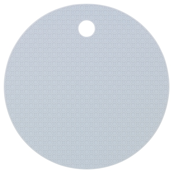 OMTÄNKSAM jar gripper light grey 15 cm
