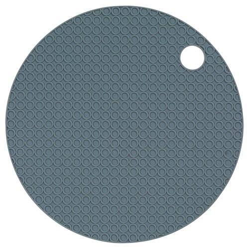 OMTÄNKSAM jar gripper blue-grey 12 cm