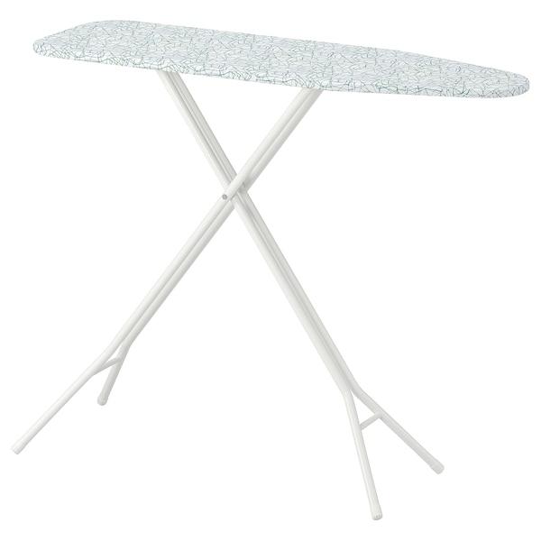 RUTER Ironing board, white, 108x33 cm