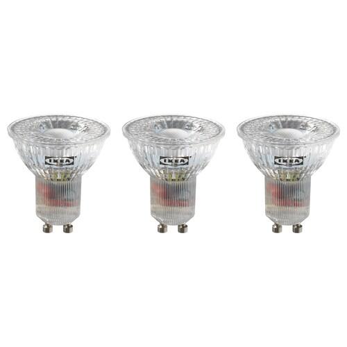 RYET LED bulb GU10 200 lumen 2700 K 200 lm 2.5 W 3 pieces