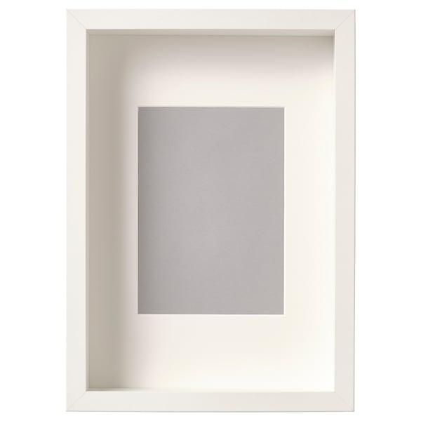 SANNAHED Frame, white, 21x30 cm