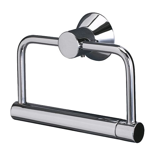 SÄVERN Toilet roll holder IKEA Concealed mounting fittings.