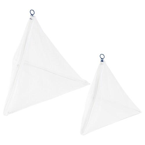 SLIBB washing bag, set of 2 white