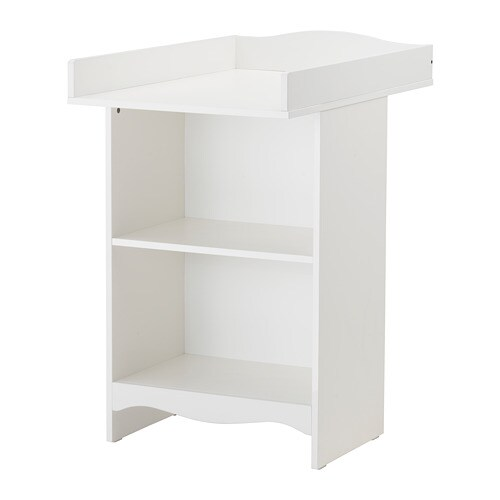 SOLGUL Changing Table IKEA - Baby changing table requirements